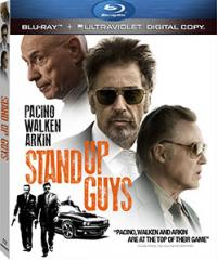 """Stand Up Guys"" Blu-ray/DVD Combo Pack!"