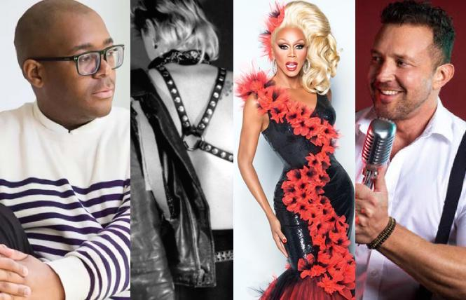 Author Brandon Tyler on Out in the Bay; 'Blood Sisters;' 'RuPaul's Drag Race' S13 premiere; Justin Utley
