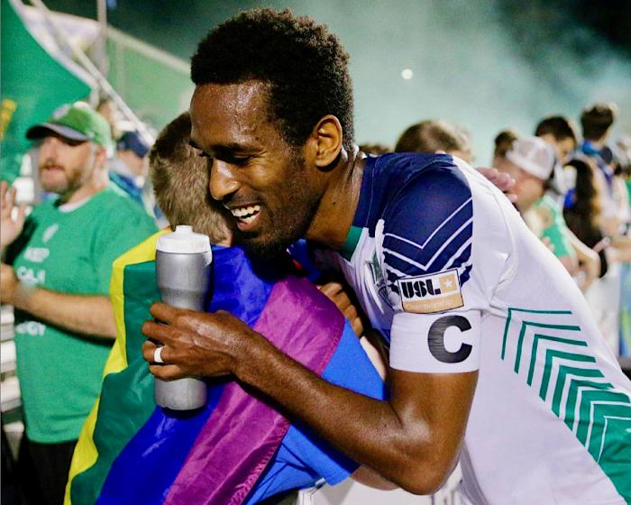 United Soccer League Launches Forever Proud Project