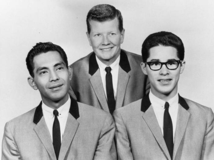 Trans jazz musician Billy Tipton, middle, is the subject of the documentary 'No Ordinary Man'