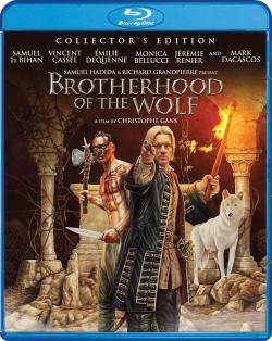 """Review: Historical Horror-Thriller """"Brotherhood of the Wolf"""" Given a Decent New Edition from Shout! Factory"""
