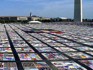 National AIDS Memorial to Launch 50-State AIDS Memorial Quilt Virtual Exhibition