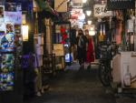 Tokyo's Drinkers Drown Frustrations Over Virus Limits, Games