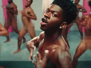 Watch: Lil Nas X Dances Naked in Wild 'Industry Baby' Music Video, Shares Moving Letter To Younger Self